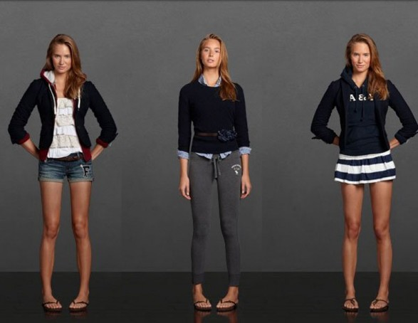 Abercrombie & Fitch Fall-Winter 2011-2012