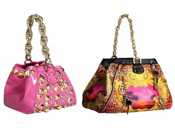 All bags of Versace for H & M