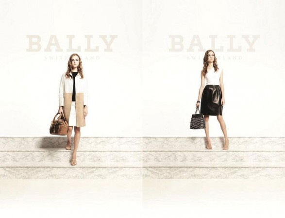 Bally Catalog Spring-Summer 2012