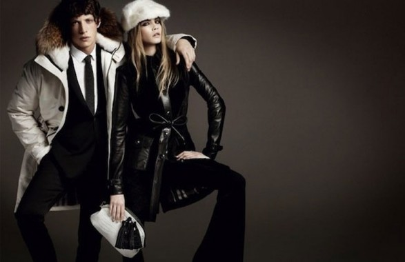 Burberry Campaign Fall-Winter 2011-2012