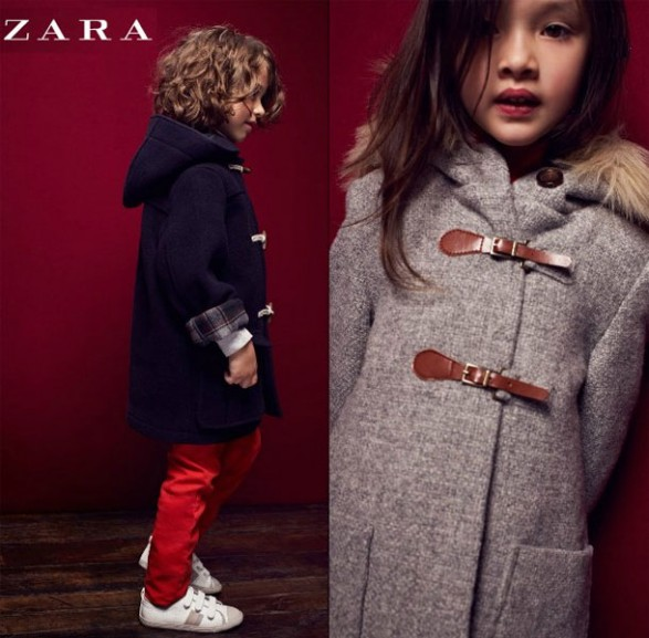 Children Fashion Trends Fall-Winter 2011-2012