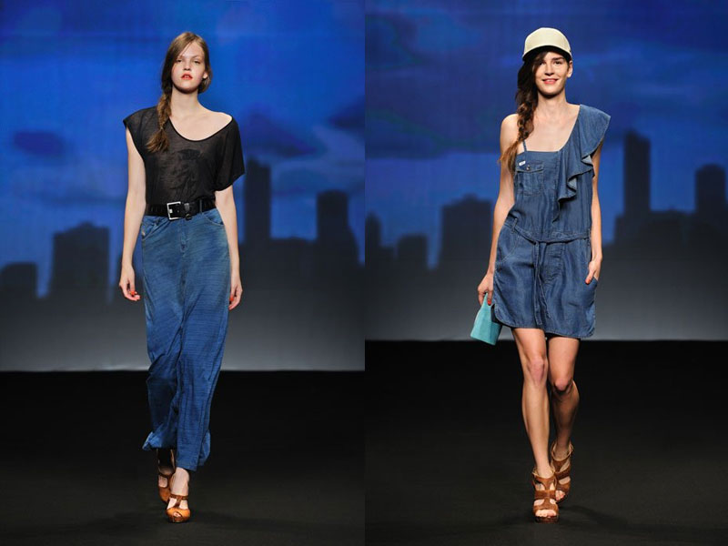 Diesel collection for Spring-Summer 2012