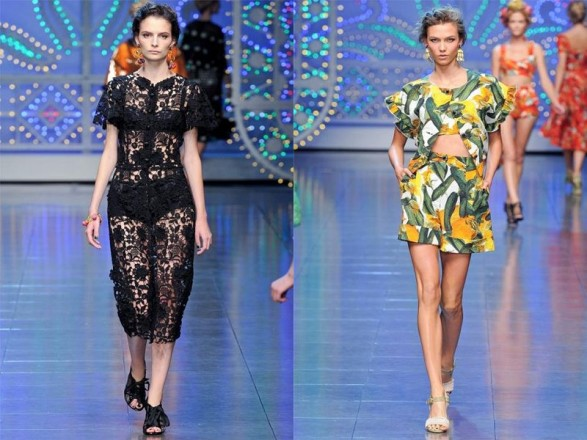 Dolce & Gabbana Collection Spring-Summer 2012