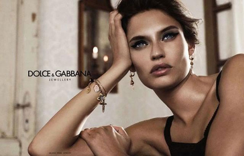 Dolce Gabbana jewelry Fall-Winter 2011-2012