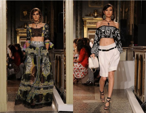 Emilio Pucci Spring-Summer 2012 Collection