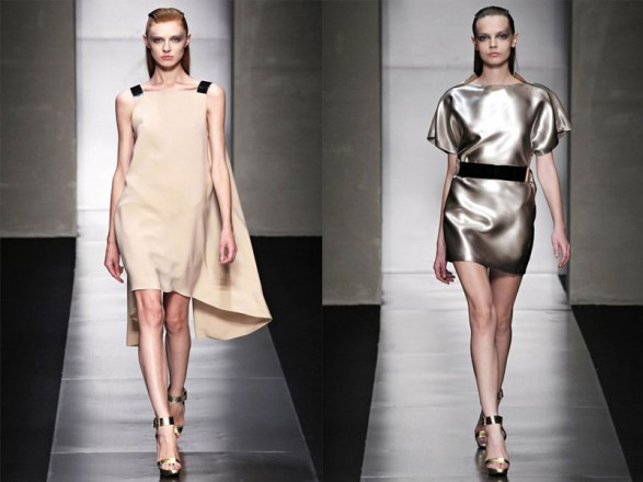 Gianfranco Ferre Collection Spring-Summer 2012