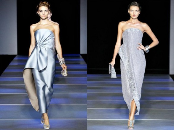 Giorgio Armani Collection Spring-Summer 2012