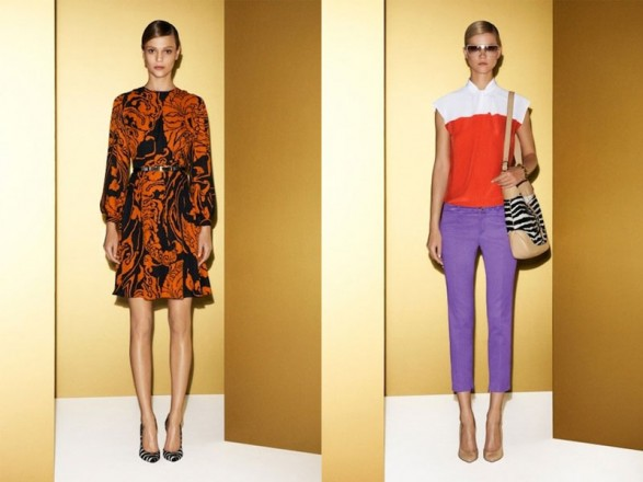 Gucci Cruise 2012 collection