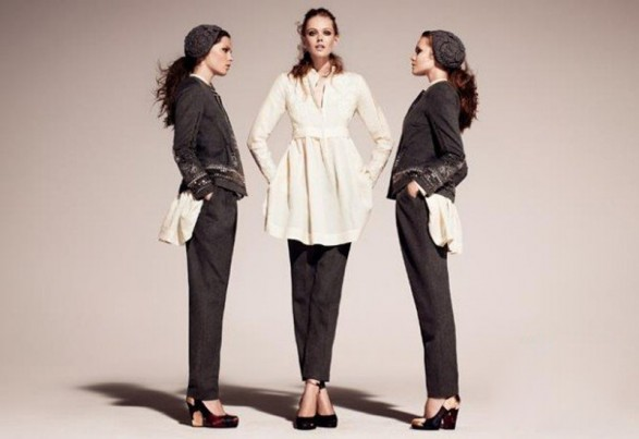 H & M Conscious Collection Autumn-Winter 2011-2012