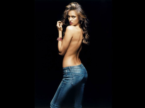Irina Shayk For Replay Jeans Fall-Winter 2011-2012