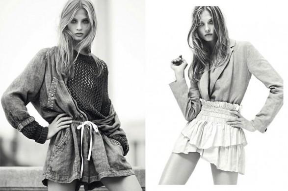 Isabel Marant Etoile Spring-Summer 2012 Catalog