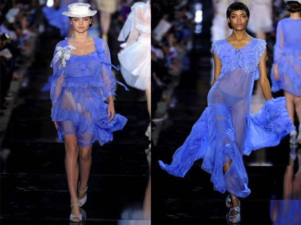 John Galliano Spring-Summer 2012