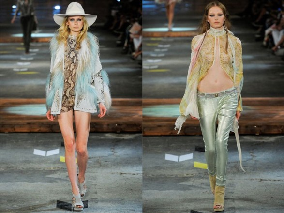 Just Cavalli Collection Spring-Summer 2012