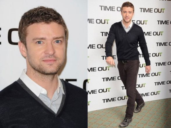 Justin Timberlake one of the kings of casual