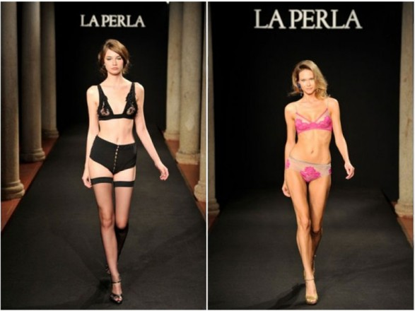 La Perla lingerie collection spring summer 2012