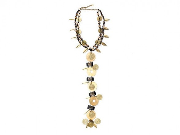 Leonarda ethnic jewelry design collection spring summer 2012