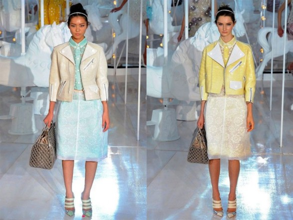 Louis Vuitton Spring-Summer 2012