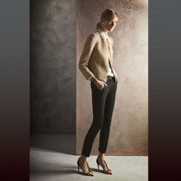 Massimo Dutti Party Collection 2011-2012