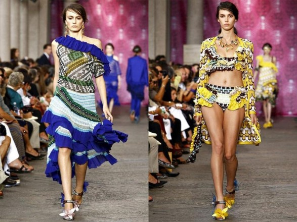 Missoni Collection Spring-Summer 2012