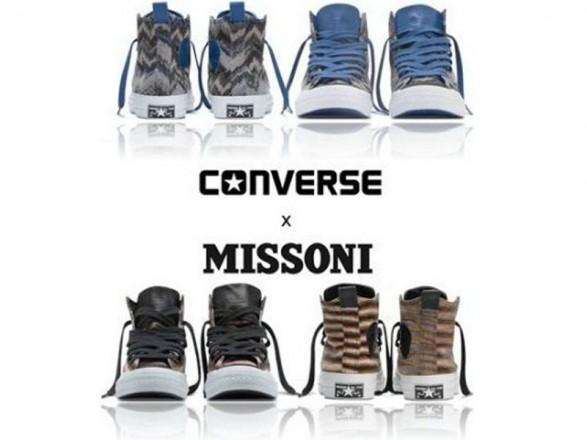Missoni for Converse