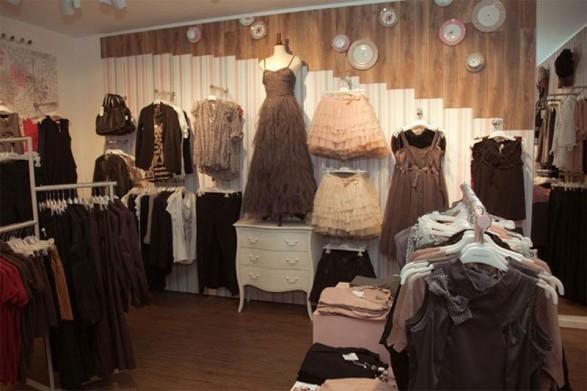 Naf Naf Collection Autumn-Winter 2011-2012