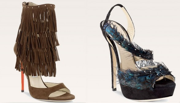 New Icons capsule collection of Jimmy Choo