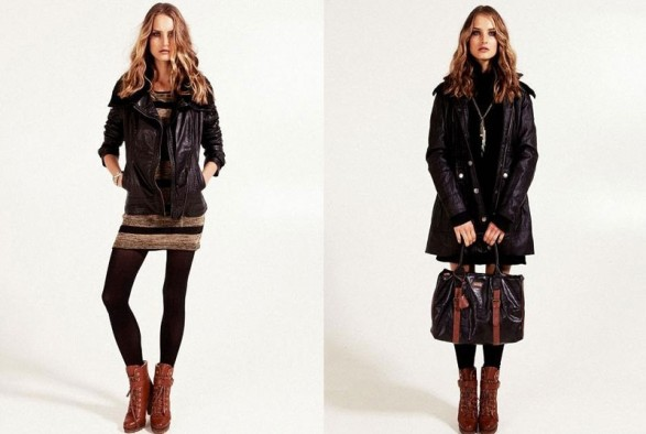 New collection of Stradivarius Fall 2011