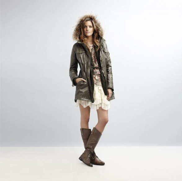 Pedro del Hierro Fall-Winter 2011-2012