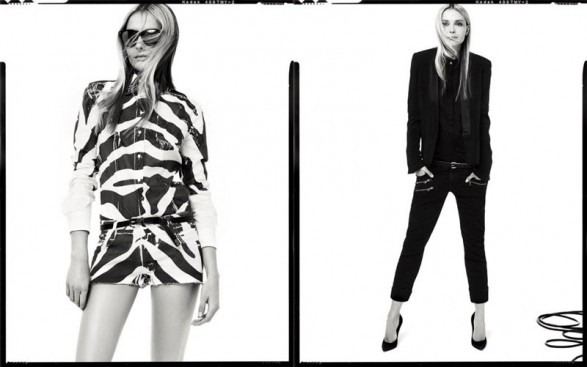 Pierre Balmain lookbook Collection