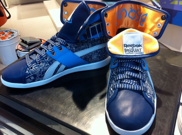 Reebok collections Spring-Summer 2012