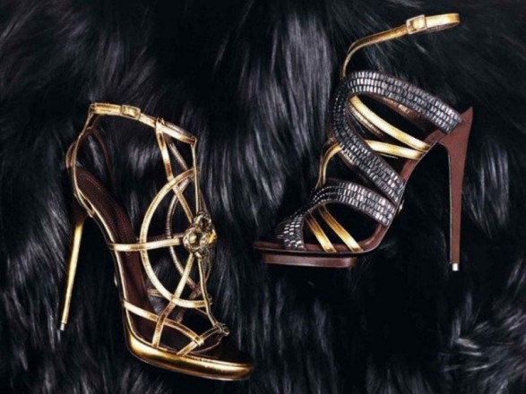 Roberto Cavalli High Heels Fall-Winter 2011-2012