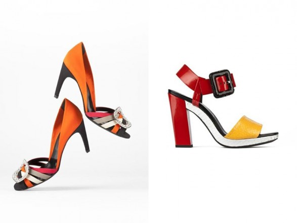 Roger Vivier Spring-Summer 2012 Collection