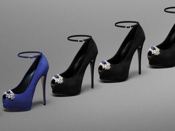 Shoes Giuseppe Zanotti Design Fall-Winter 2011-2012