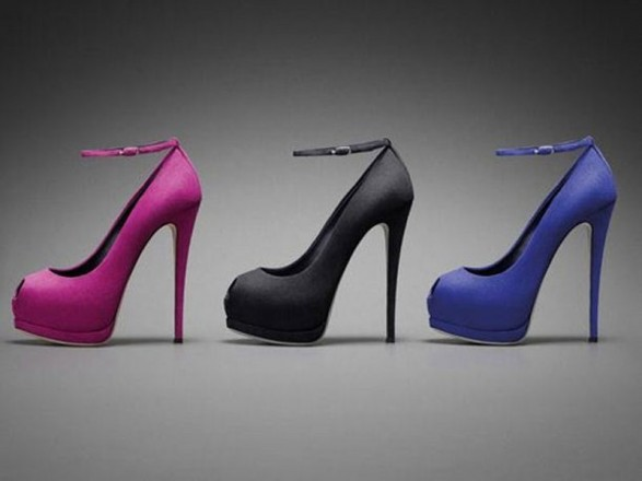 Shoes Giuseppe Zanotti Design Fall-Winter 2011-2012