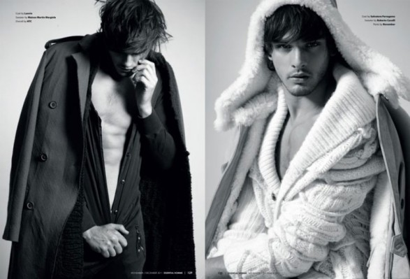 Special menswear with Marlon Teixeira of Essential Homme