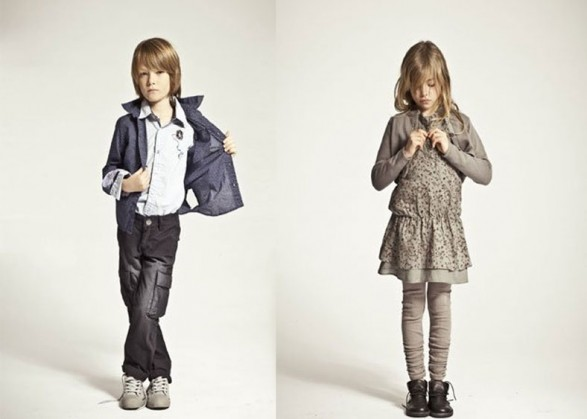 Stella McCartney kids Fall 2011