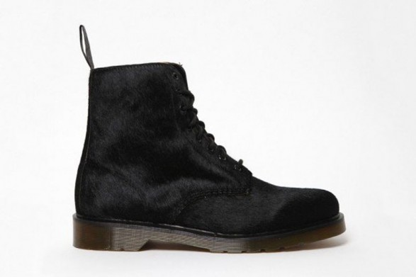 The Dr Martens boots much more than punk