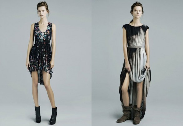 Zara Fall 2011 collection in November
