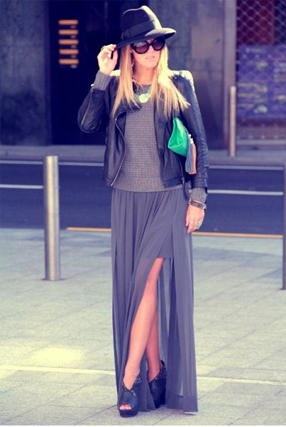 Zara skirt Autumn-Winter 2011-2012