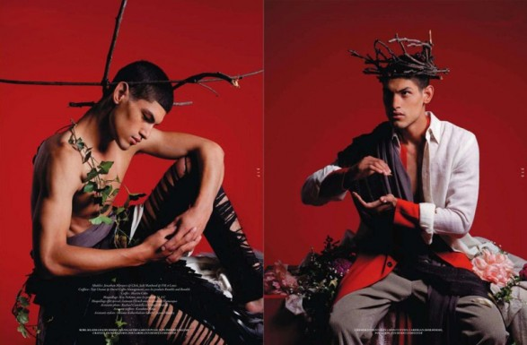 men's fashion trends fall 2011 on L'Officiel