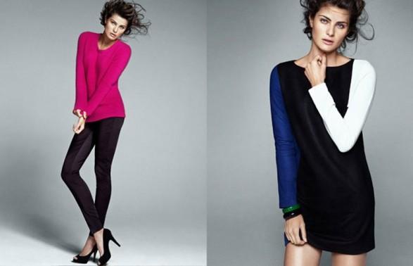 style of Isabeli Fontana
